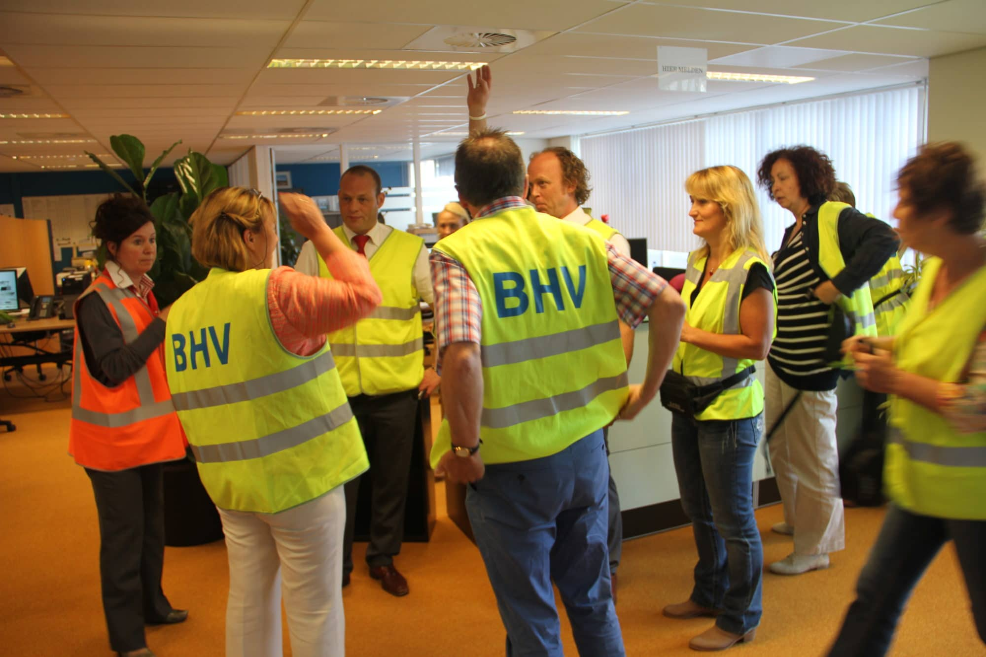 5 November: Dag van de BHV